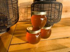 custom arkansas honey jar favors