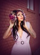 custom made wedding headdress