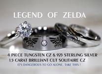 C9TTUNGSTEN custom engraved wedding rings (2)