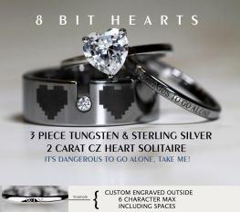 C9TTUNGSTEN custom engraved wedding rings (9)