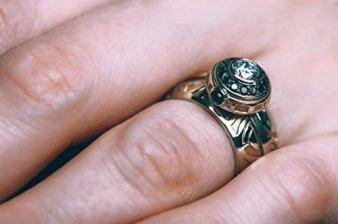 Paul Michael Design Geek Dot Jewelry on Offbeat Bride (3)