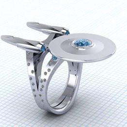 Paul Michael Design Geek Dot Jewelry on Offbeat Bride (6)