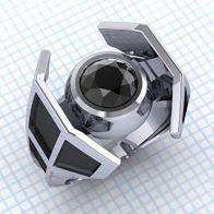 Paul Michael Design Geek Dot Jewelry on Offbeat Bride (7)