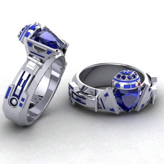 Paul Michael Design Geek Dot Jewelry on Offbeat Bride (9)