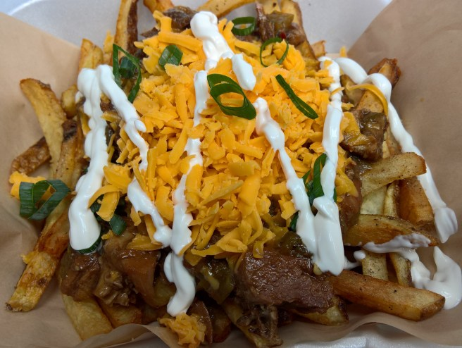 Pork Fries