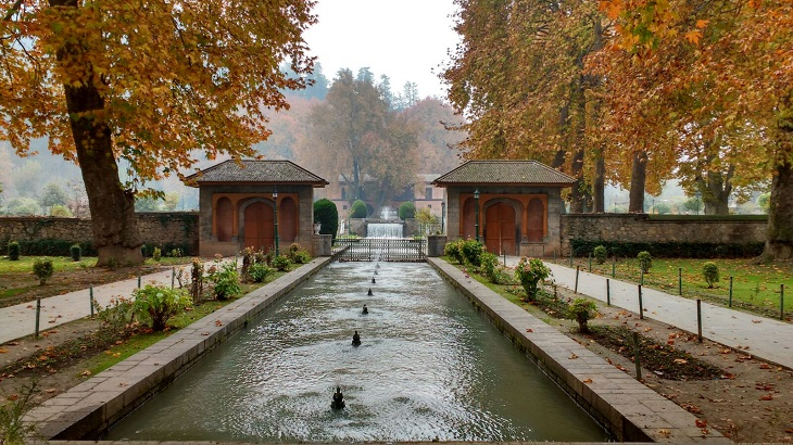 Achabal Mughal Gardens, Achabal Gardens, Best places to visit in Kashmir
