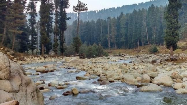 Yusmarg, Kashmir Valley, Kashmir Tourism, Offbeat tourist places in Kashmir, Jammu & Kashmir Tourism, Doodh Ganga River