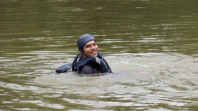 Water Rafting in Dubare Elephant Reserve, - Coorg, Karnataka Tourism