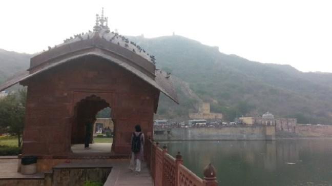 Maota Lake - Amer Fort Jaipur, Amber Fort Jaipur, Jaigarh Fort Jaipur
