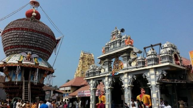Udupi Krishna Temple, Sri Krishna Matha, Udupi Temple, Places to visit in Udupi