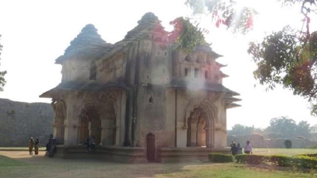 Lotus Mahal Hampi - Sunshine, Elephant Stable, Hampi Runis, Places to visit in Hampi