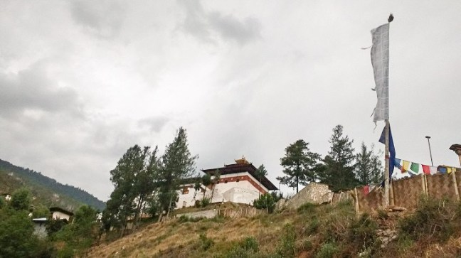 High on top of a ridge, Changangkha Lhakhang looks like a fortress temple, Bhutan i, Places to visit in Bhutan, Things to do in Thimphu