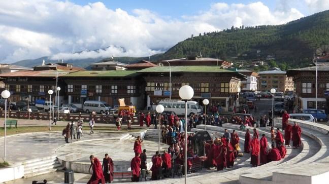 Town Square Paro, Chele La Pass Bhutan, Haa Valley, Paro bhutan, places to visit in Bhutan, Bhutan Tourism, Things to do in Paro