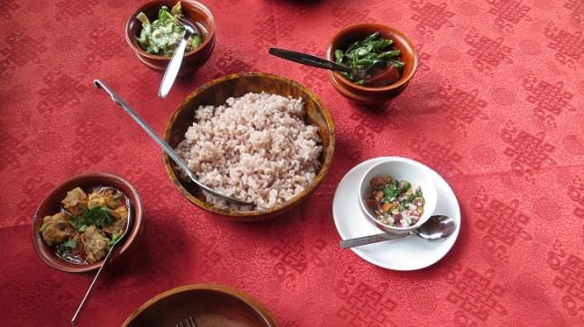 Ema Datshi recipe, Shamu Datshi recipe, Bhutan dishes, bhutan vegetarian dishes, Bhutan tourism