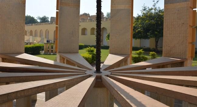 Jantar Mantar Jaipur - Oldest Observatory in India, built by Maharaja Jai Singh: Rajasthan Tourism
