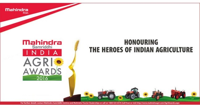 Mahindra Agriculture Awards - Farmer Awards in India - Innovation in Agriculture