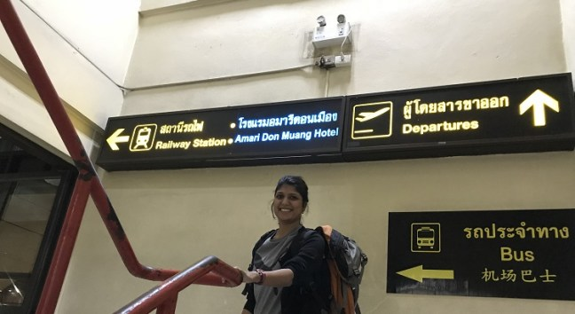 How to get from Don Mueang Airport to Bangkok Hua Lamphong Station/Suvarnabhumi Airport/Pattaya - Bus/Train/Metro/Taxi