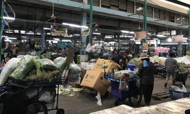 Pak Khlong: Famous Flower Market in Bangkok, Thailand - Places to visit in Bangkok - ปากคลอง: ตลาดดอกไม้ชื่อดังในกรุงเทพฯ