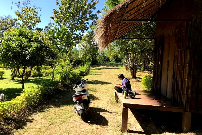 Tips for renting your bike for Mae Hong Son Loop in Thailand. Blog details our charges and process for hiring bike in Chiang Mai, travel insurance and driving across Thailand (Mae Hong Son Loop) - Bike in Thailand