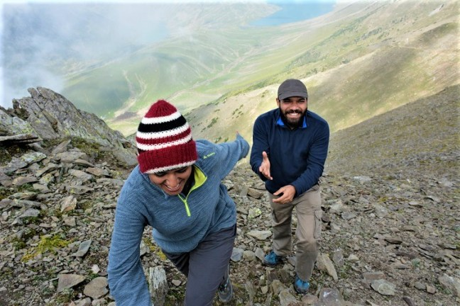 Satsar Lakes to Gangabal and Nandakol Lakes - Kashmir Great Lakes Trek is one of the most beautiful treks in India -Indiahikes