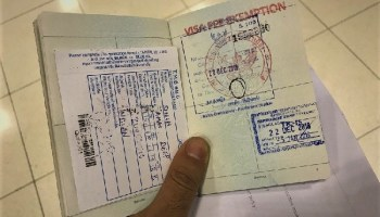 How to apply for Thailand Visa from Bangalore/ Chennai