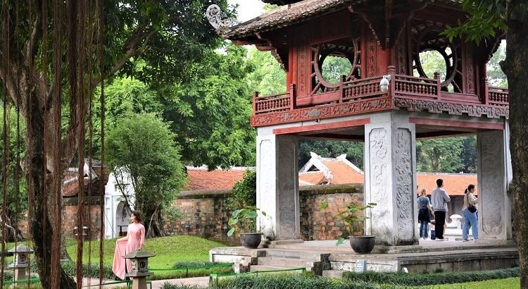 Temple of Literature, Hanoi Vietnam - Temple of Confucius