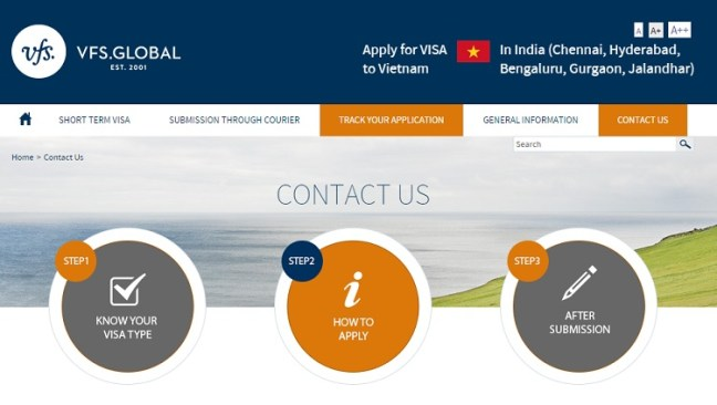 VFS Global - Apply Vietnam Visa in India here. Read to know how to get Vietnam Visa for Indias - Visa Types (Including Visa on Arrival), Fees and How to Apply