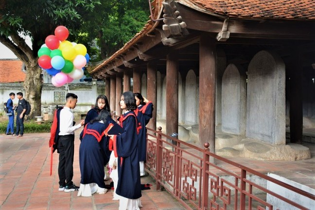 If you are planning to visit Hanoi, Vietnam, then Temple of Literature Hanoi (Văn Miếu) is must visit - Scenic Confucius Temple with National University