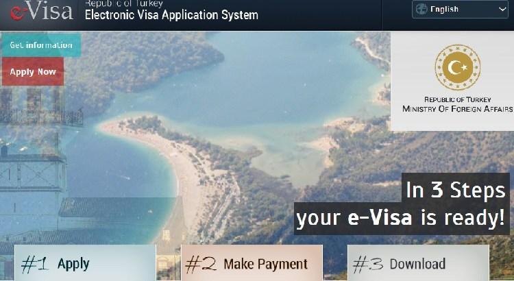 How to apply for Turkey E-Visa online