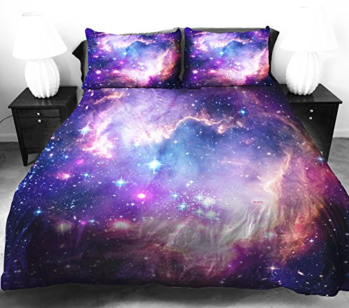 Anlye Galaxy Quilt Cover