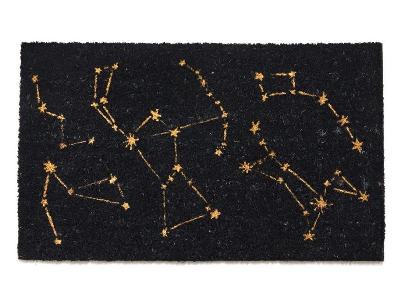 constellation door mat