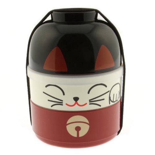Kotobuki Lucky Cat Bento Set, $27.45