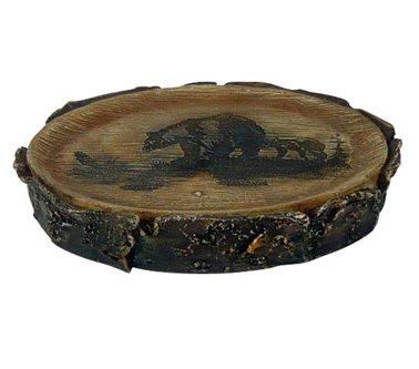 Bear Birch Bar Soap Dish Holder -- $11.95
