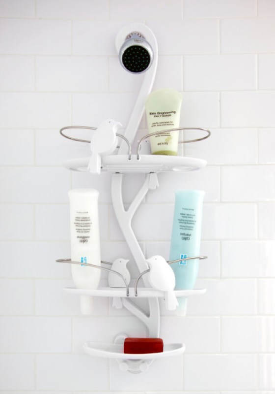 Umbra Bird Bath Shower Caddy -- $34