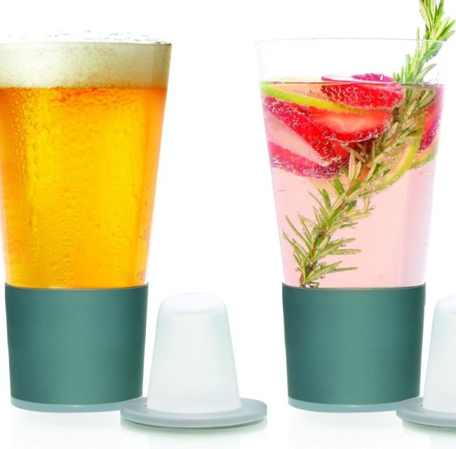 Pint Glasses That Stay Cold