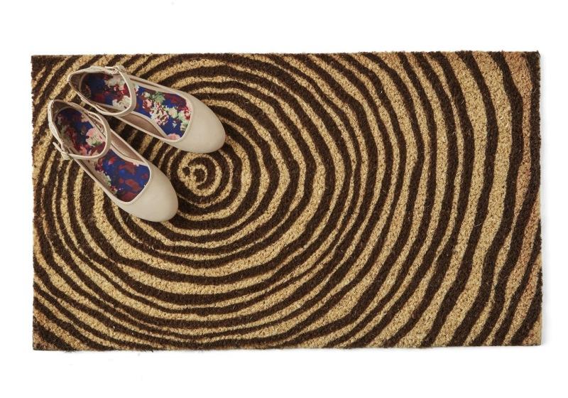 please ring door mat