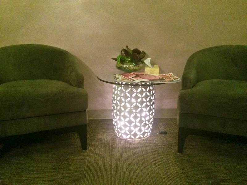 party table lighting