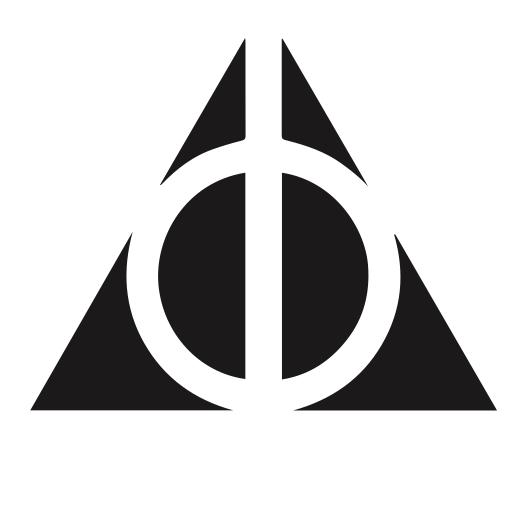 deathly hallows logo