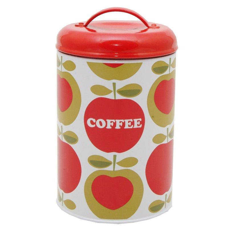 Typhoon Apple Heart Coffee Canister