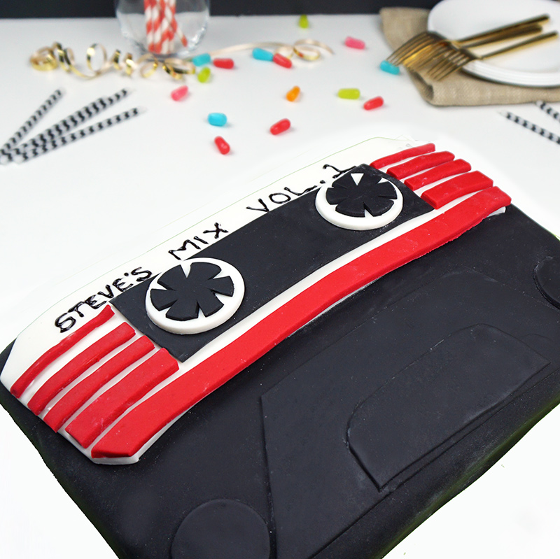 Guardians of the Galaxy cake as seen on @offbeathome