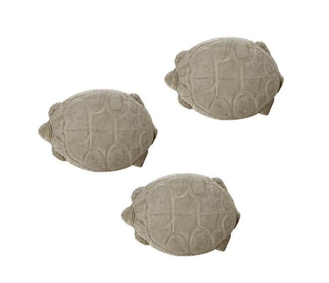 Vintage Tortoise Stepping Stones