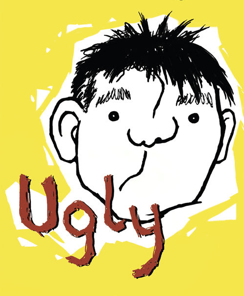 From the cover of Ugly