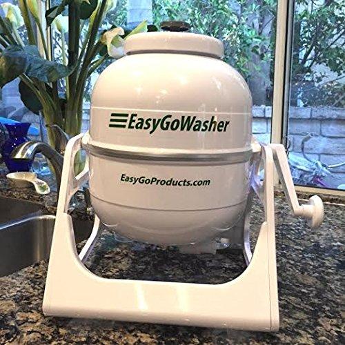 Easy Go hand-cranked washing machine