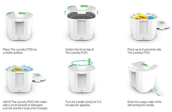 The Laundry Pod