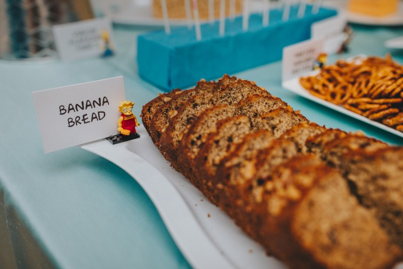 Banana Bread -- all our problems are solved
