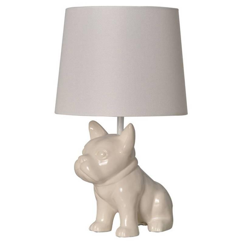 Bulldog lamp by Pillowfort