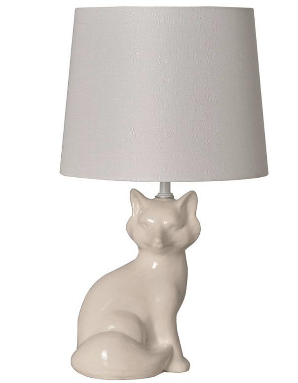 Fox table lamp by Pillowfort