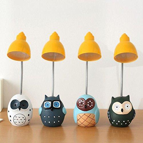 Bestag Button Owl Lights