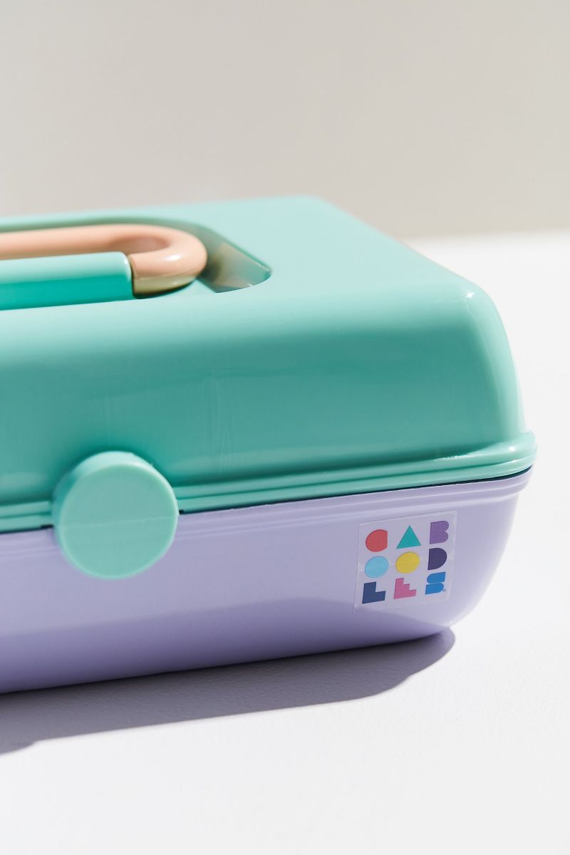 You can totally own a retro '90s Caboodle makeup case again