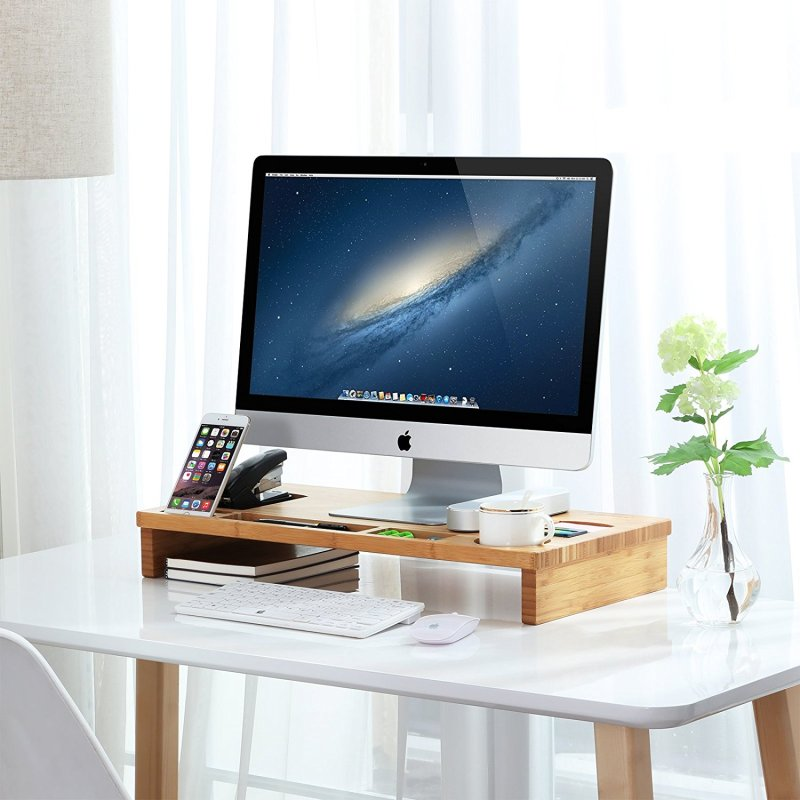 Up your cubicle or home office game with these office items